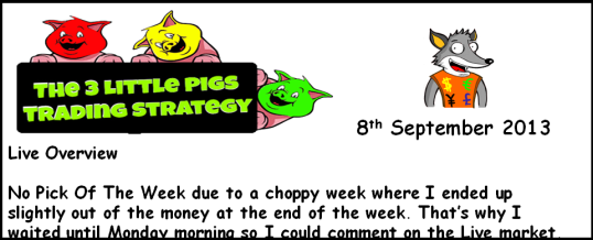 Forex useful 3 little pigs video