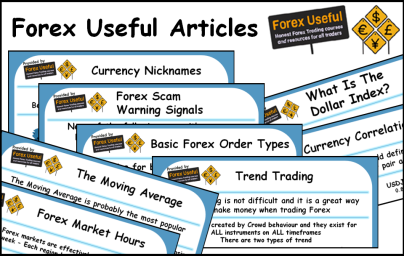 Forex Useful Articles