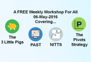A FREE Weekly Workshop For All - 6-May-2016