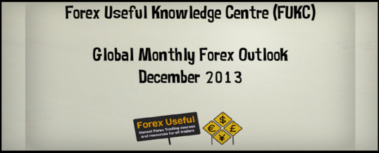 Global Monthly Forex Outlook - December 2013 538x218