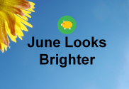 June Looks Brighter - 18-Jun-16