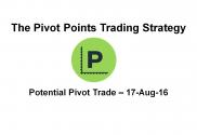 Potential Pivot Trade - 17-Aug-16