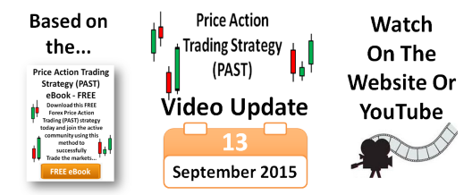 Price Action Trading - FREE PAST Update 13-Sep-15 538x218