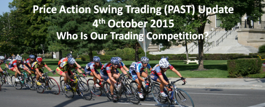 Price Action Trading - FREE PAST Update 4-Oct-15 538x218