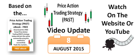 Price Action Trading - FREE PAST Update 8-Aug-15 538x218