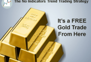 Trend Trading Gold - FREE Trade From Here 11-May-16